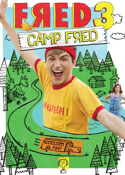 Fred 3: Camp Fred on Netflix USA
